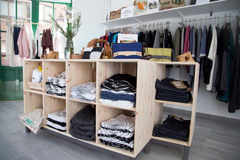 The Circular Project Shop, moda sostible Madrid