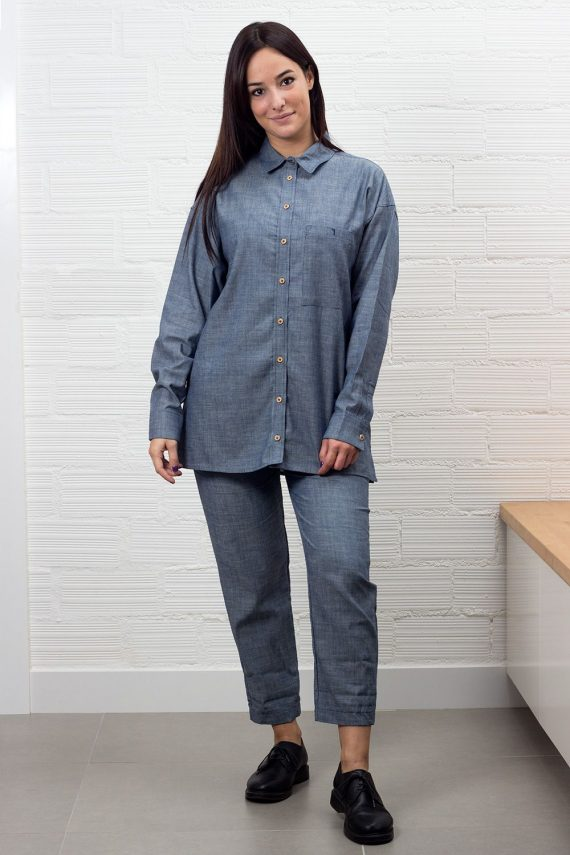 Camisa de Algodón Orgánico