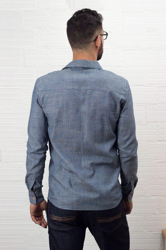 Arousa Eco Shirt Camisa Hombre Regular