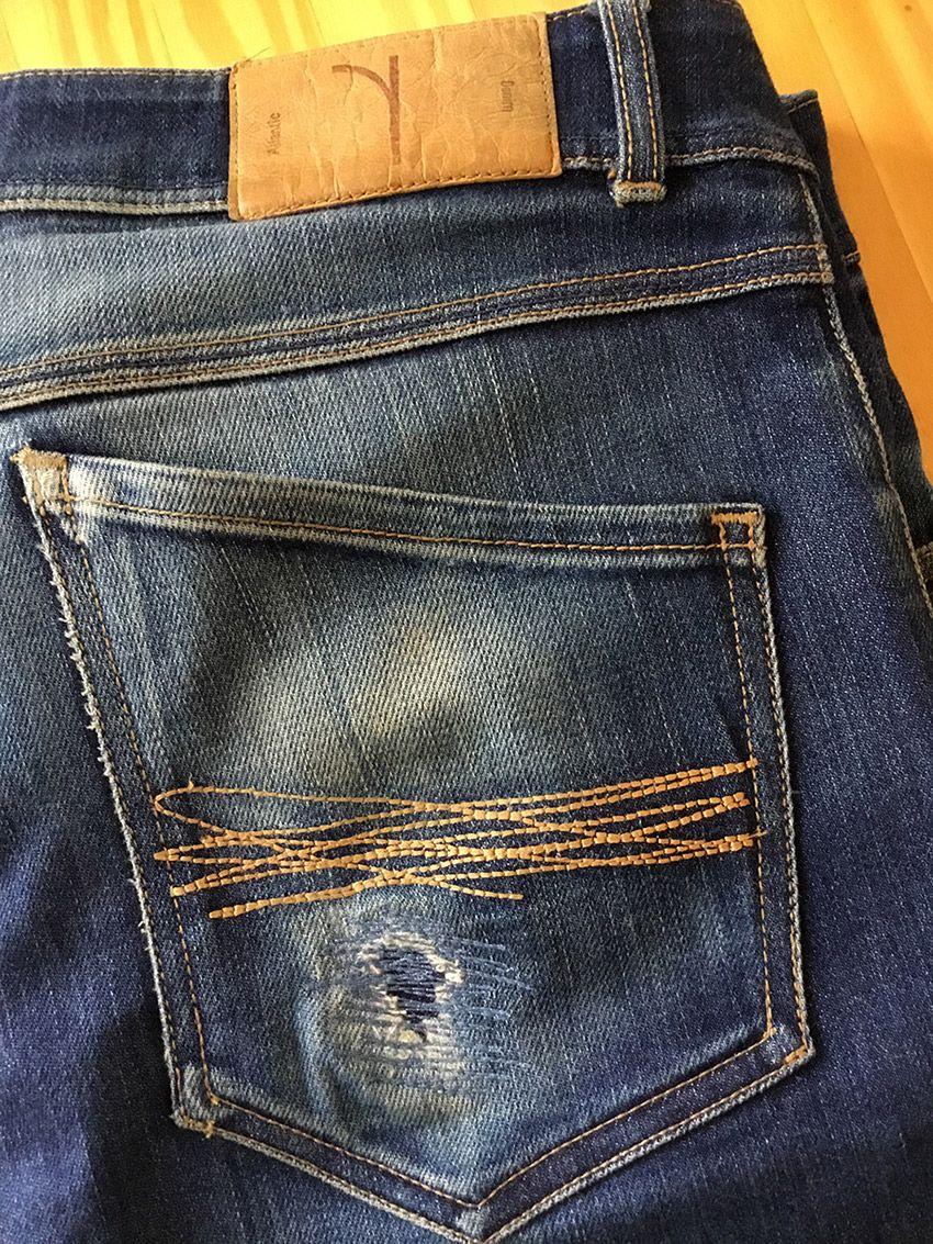 Jeans ecológicos